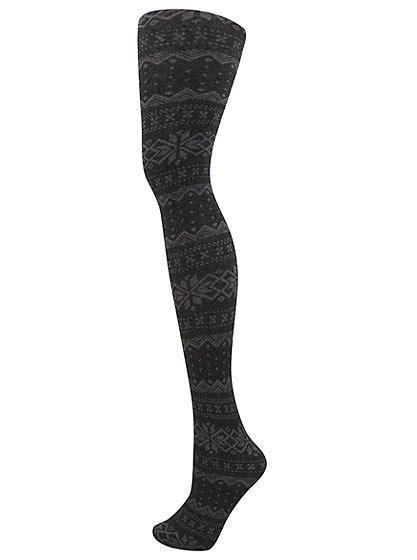 patterned tights asda fairisle fashion tights women george at asda