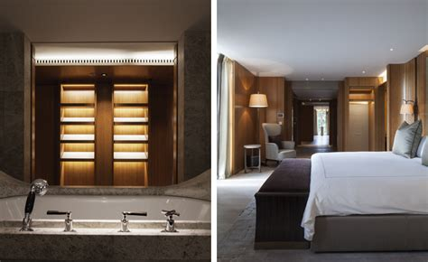 andre fu designs a new suite at the berkeley hotel