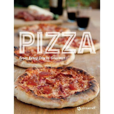 the pizza 101 recipe book books pizzacraft pizza recipe book pc0599 the home depot