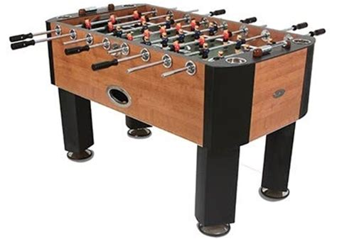 sportcraft epic pro 55 foosball table foosball tables on to the tables i donu0027t know what