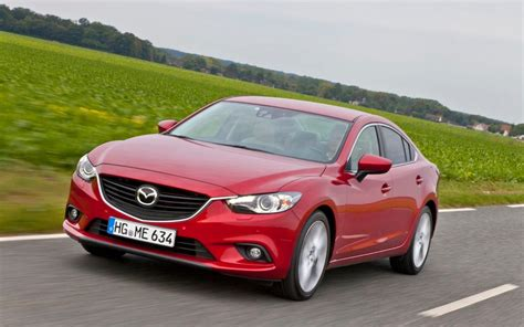 mazda canada inc mazda two finalists for canadian car of the year