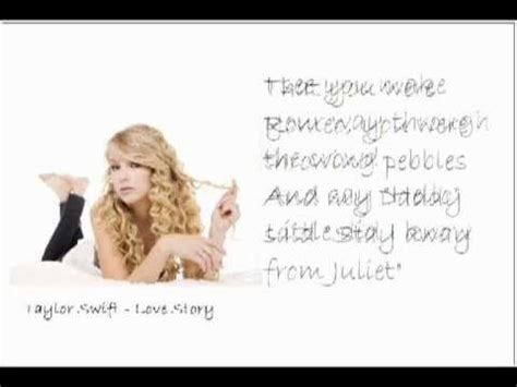 taylor swift love story instrumental with lyrics taylor swift love story karaoke funnydog tv
