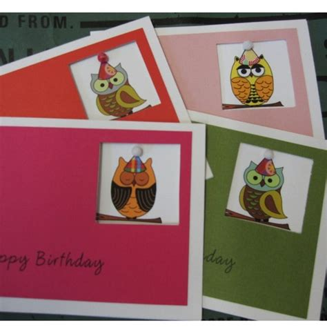 Childrens Handmade Cards - 13 best images about handmade children s birthday cards on