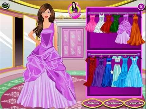 Barbie Wedding Dressup And Cooking Games