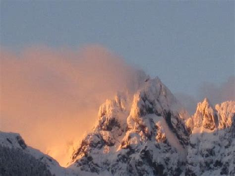 rugged mountain vancouver island rugged mountain at sunset picture of tahsis vancouver island tripadvisor
