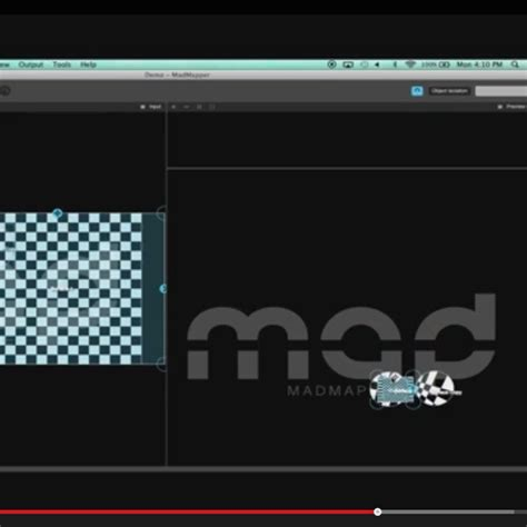 tutorial video mapping projection shanks fx basic projection mapping tutorial with
