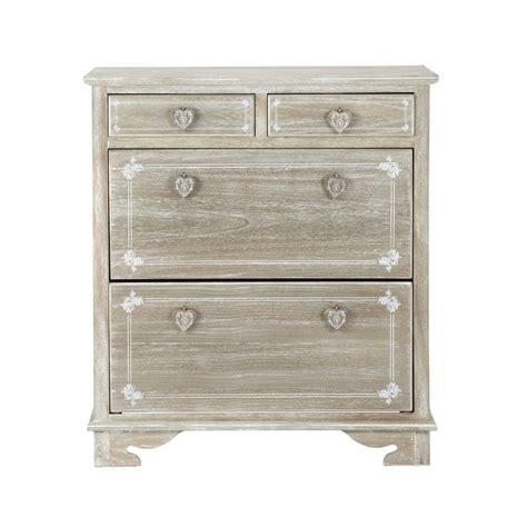 mueble zapatero de madera mueble zapatero de madera de paulonia an 90 cm camille