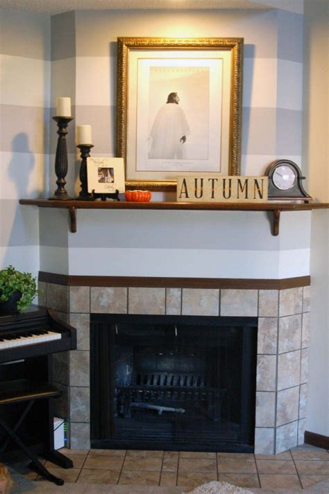 Peel And Stick Tile Around Fireplace by 1000 Images About For The Home On