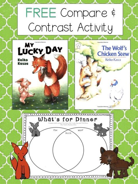 compare and contrast picture books 25 best ideas about compare and contrast on