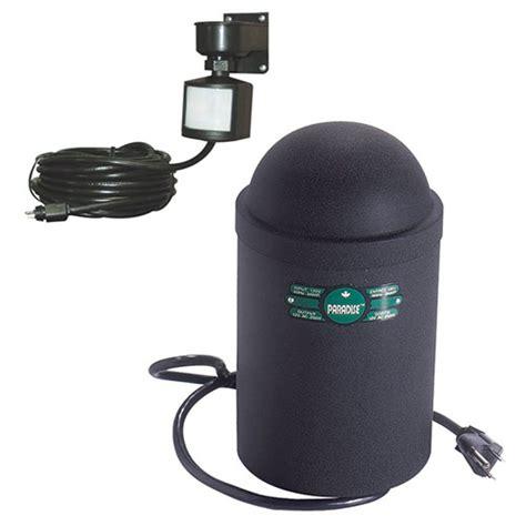 Sensored Outdoor Lights Paradise Gl22727 M 250w Low Voltage Transformer Motion Sensored Outdoor Timer Ebay