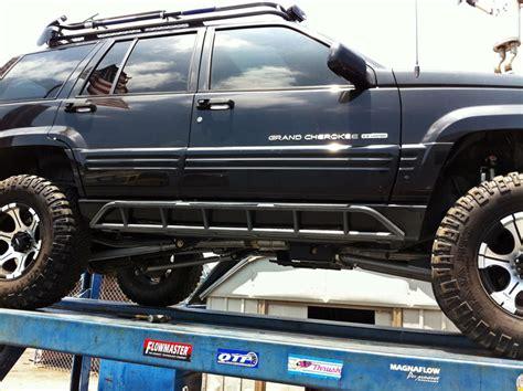 Jeep Zj Rock Sliders Jeep Zj Rock Sliders Car Interior Design