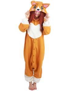halloween onesies for girls 2015 new unisex audlts yellow puppy costume pajama cosplay