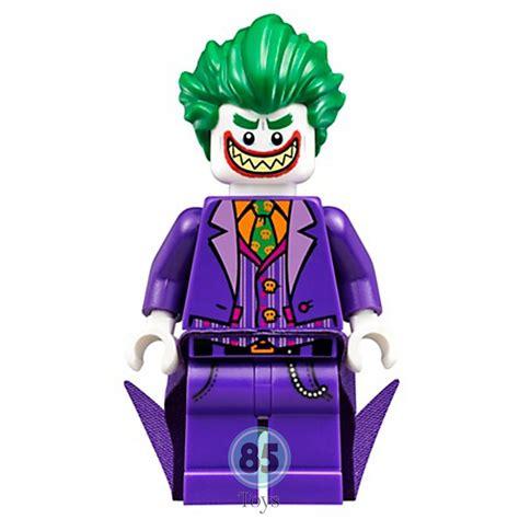 Minifigure Tuxedo Joker Batman The lego batman the joker minifigure from set 70908 the