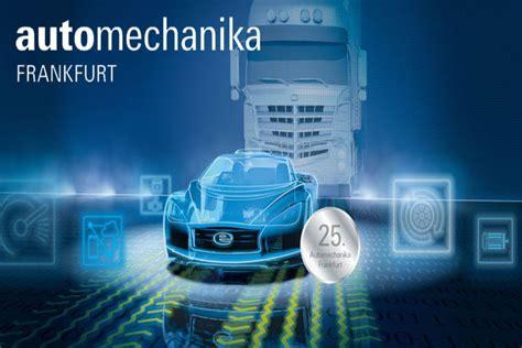 automechanika  frankfurt terace exhibition germany