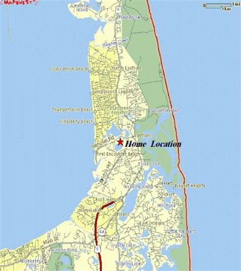 where is cape cod located on a map location map of cape cod vacation rental on herring pond