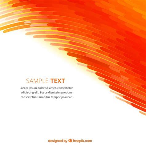 Imagenes Abstractas Color Naranja | fondo abstracto con las ondas de color naranja descargar