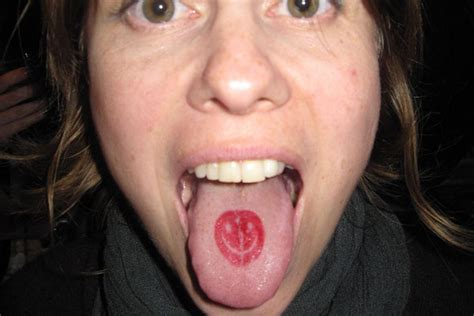 tattoo tongue pictures smile tattoo design on tongue busbones