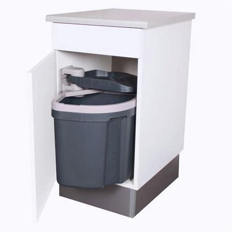 Poubelle Sous Evier Automatique poubelle sous evier automatique fascin 233 poubelle cuisine