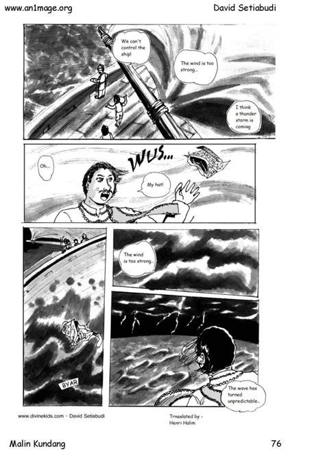 Malin Kundang oleh David Setiabudi untuk An1magine Volume