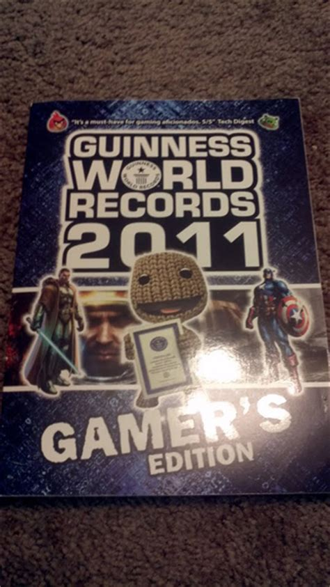 guinness world recordstm eyes release of upcoming quot guinness world records releases gamer s edition app onto android win a hard copy for yourself