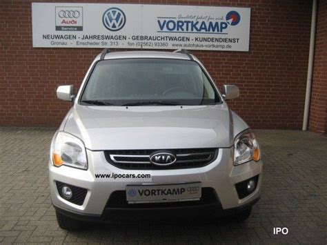 Kia Sportage Gas 2009 Kia Sportage Sports Bluetooth 2 0 Air Conditioning