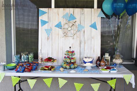water themed birthday party honeybear water themed birthday party honeybear lane