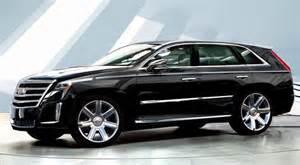 Future Cadillac Srx 2018 Cadillac Escalade Concept Car Autos Post