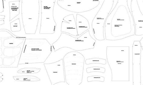 Armor Templates Www Researchpaperspot Com Free Foam Templates