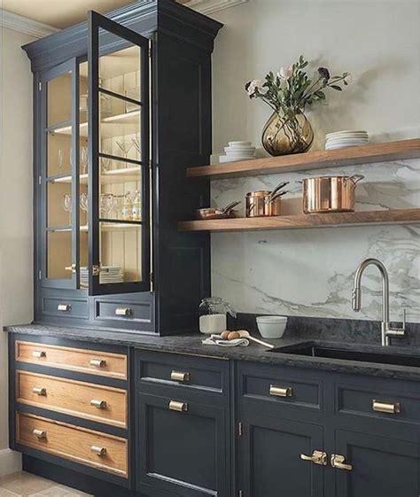 design trend   black kitchenbecki owens