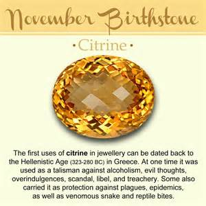 what color is november birthstone november birthstone meaning colors and jewelries