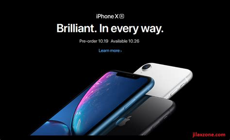 when iphone x r is launched and available for sale jilaxzone