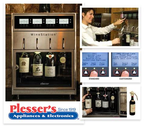 Wine Station In Kitchen by Dacor Discovery Wine Station Dyws4 Major Kitchen