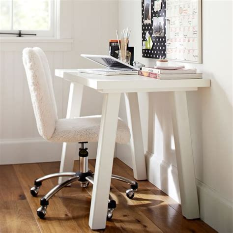 Small Simple Desk Customize It Simple Small Desk Pbteen