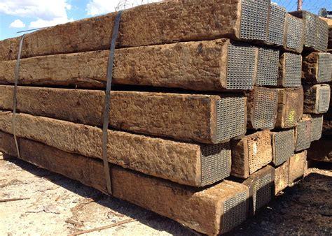 builders surplus yee haa rail road ties