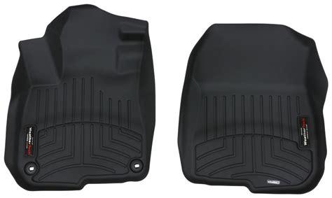 2017 honda cr v weathertech front auto floor mats black