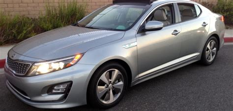 Kia Optima Fuel Mileage 2014 Kia Optima Gas Mileage Specs Price Release Date