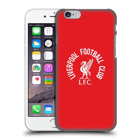 Casing Iphone 6 Liverpool official liverpool fc lfc liver bird back for apple iphone phones ebay