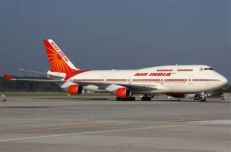 747 Floor Plan by Air India One Aviatorflight