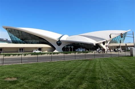 Twa The Most Comfortable Way To Fly by Nyc Jfk Airport Twa Flight Center Flickr Photo