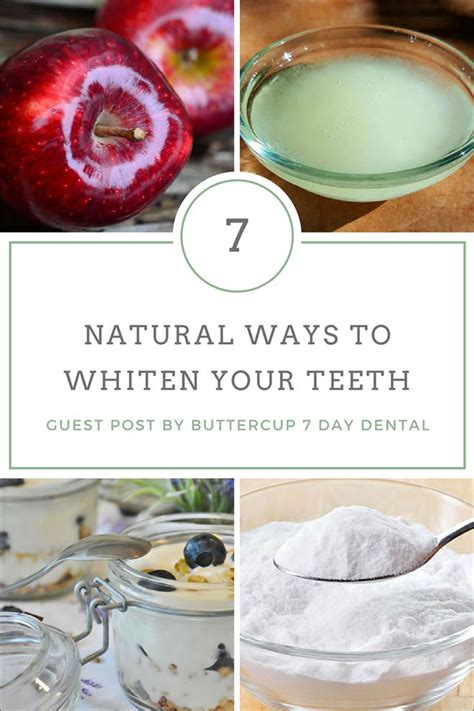 ways to whiten your teeth at home 6 simple ways to get