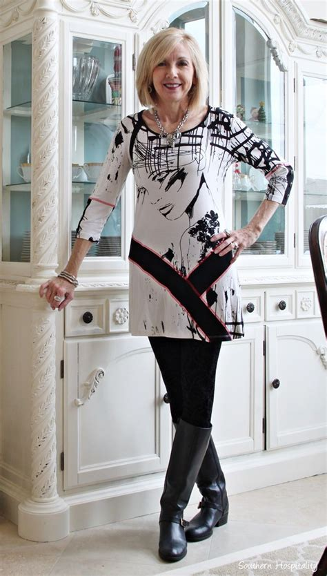 54 year old womens clothes fashion over 50 sweaters tunics 50th and clothes