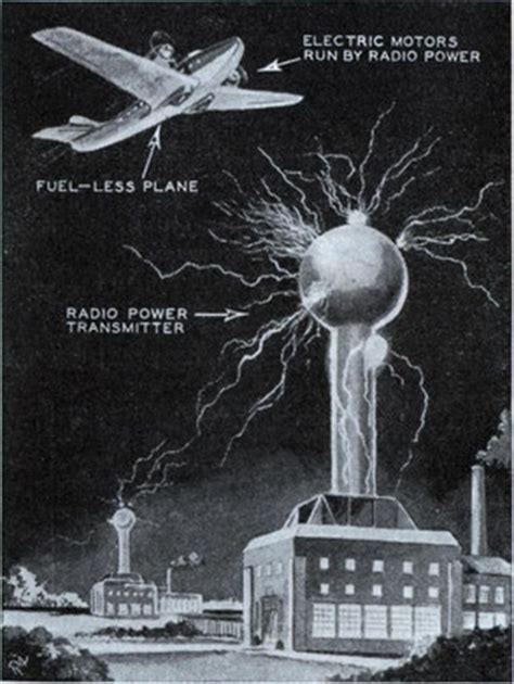 Wireless Electricity Nikola Tesla Wireless Transmission Of Energy Open Tesla Research