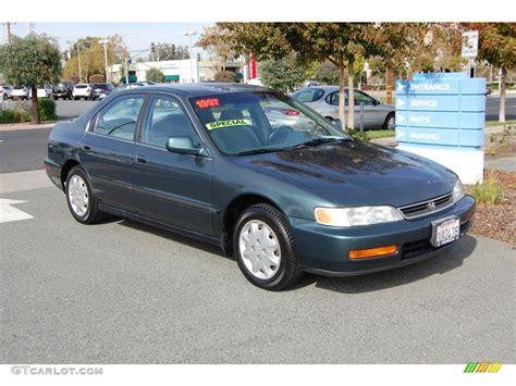 1997 honda accord 1997 eucalyptus green pearl honda accord lx sedan