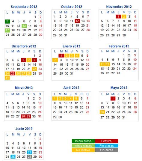 Calendario Maestro Carpeta Maestro Calendario Escolar