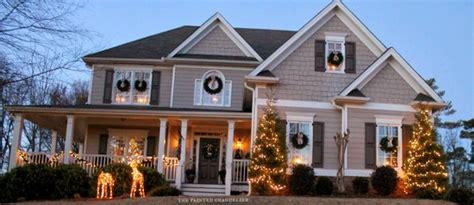 wrap around porch christmas decorations porch ideas