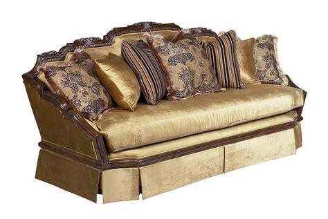 antique sofa set valentina traditional antique style upholstered sofa set