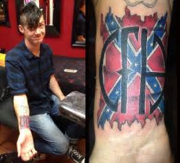paris jackson s boyfriend michael snoddy confederate flag