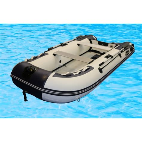 inflatable boat perth searano 3300mm inflatable boat with aluminium deck