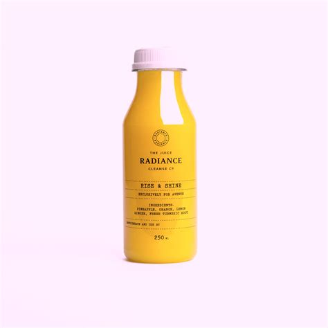 Green And Yellow Juice Bar Detox by Radiance Cleanse Juice Luxury Pressed Juices At Avenue