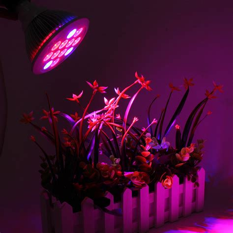 plant growth light spectrum grow light